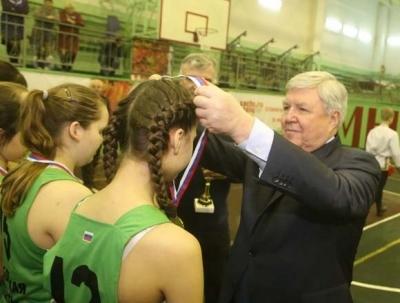 Мичуринские баскетболистки – обладательницы приза генерала Рогожкина