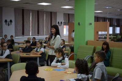 Медики рассказали ученикам школы Сколково о профилактике гриппа