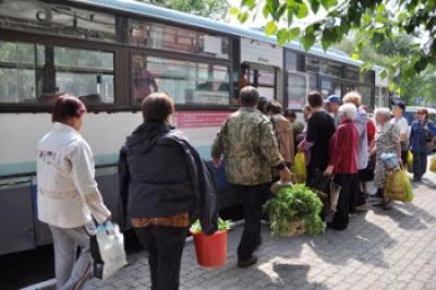 Тамбовские  транспортники откроют дачный сезон 15 апреля