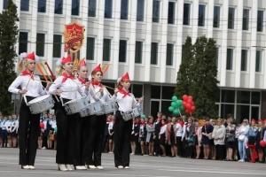 День детских организаций в Тамбове отметили парадом