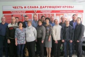 """17 тамбовчан получили звание """"Почетный донор России"""""""