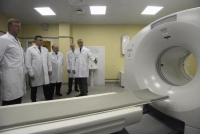 Чубайс официально открыл в Тамбове Центр ядерной медицины