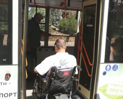 В Тамбове появятся троллейбусы, адаптированные для инвалидов