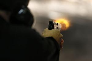 В Тамбове на автостоянке устроили бандитские разборки со стрельбой